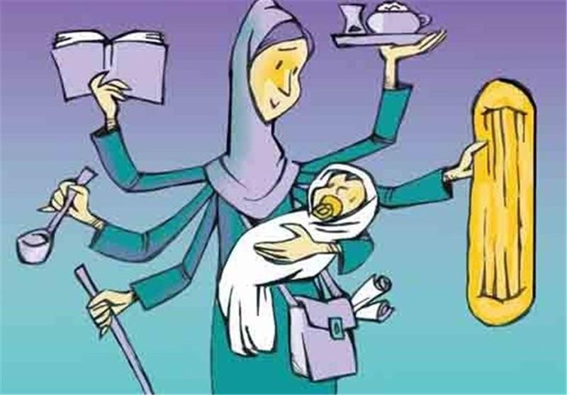 مقاله موقعیت زن در جامعه