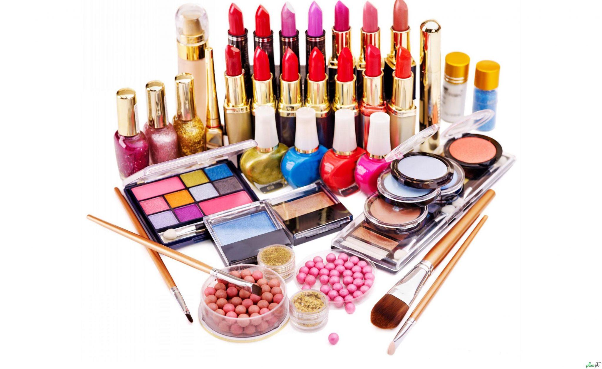بروز حساسیت در مصرف لوازم آرایشی و بهداشتی