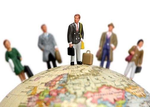 جغرافیای مهاجرت - جهانی شدن و مهاجرت