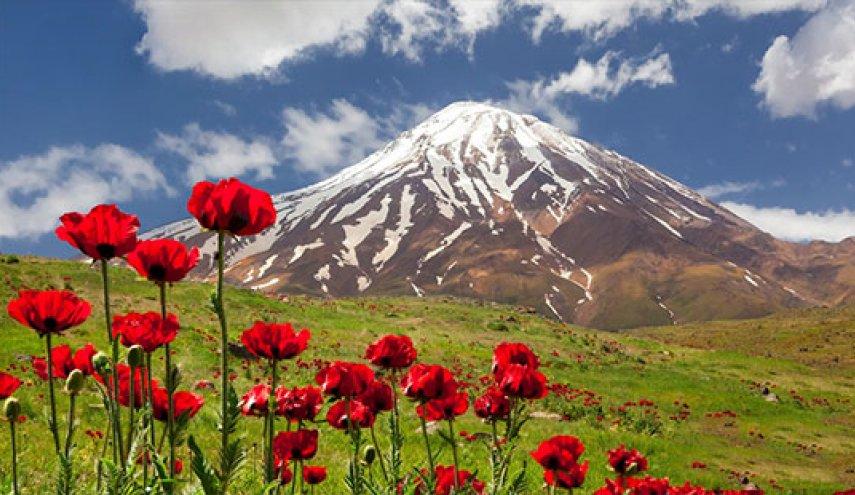 دماوند، نماد طبیعت ایران